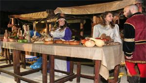 Il mercato medievale